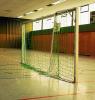 Fußball-Hallentor freistehend