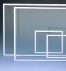 Zielbrett aus Acrylglas