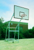 Mobile Basketball Stand