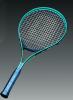 Tennisschläger Junior Alu