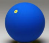 Gymnastikball WV 16cm blau