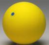 Gymnastikball WV 16cm gelb