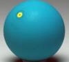 Gymnastikball WV 16cm grün