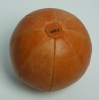 Medizin (Voll)-Ball aus Leder