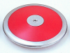 Discus Fibreglass red