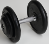 Compact Dumbbell Rubber