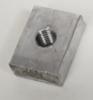 Aluminium Nut Rectangular