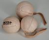 Schleuderball Leder